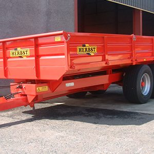 Drop Side Trailers