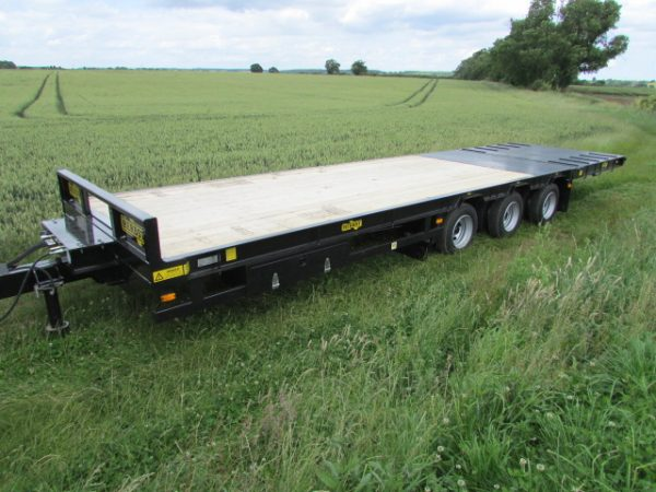 herbst flat bed